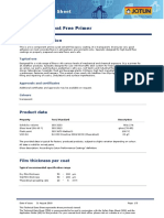 Jotafloor SF Primer (Technical Data Sheet)