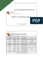 Sistemas de Inyeccion Electronica Digital