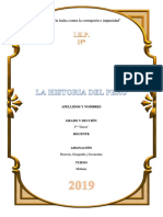 Monografia La Historia Del Peru