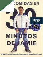 Las Comidas en 30 Minutos de Jamie