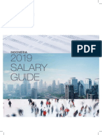 2019 Indonesia salary guide