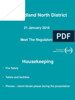 21 January 2016 - Presentation