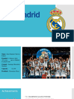 Real Madrid Brand