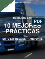 10-Mejores-practicas en El Transporte Logistico