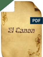 El Canon Bíblico - Regla de Fe