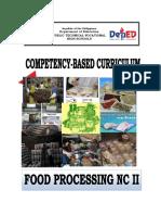Food Processing CBC