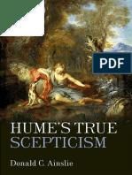 Ainslie, Donald - Hume's true scepticism-Oxford University Press (2015).pdf