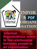 Informal Organisation (2)