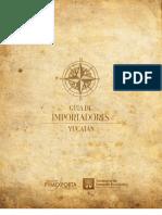 Guía de importadores, Yucatán 2010