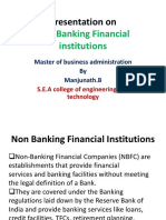Non Financial Institution