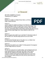 2 Clement