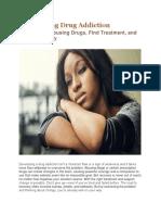 Overcoming Drug Addictio1