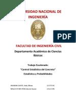 198948833 Control Estadistico en El Concreto