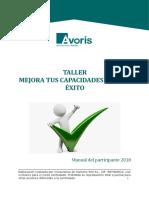 TALLER_ MEJORA TUS CAPACIDADES PARA EL EXITO_ISABEL HONTANA.pdf