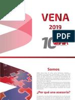Brochure Vena 2019