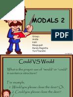 Modals 2