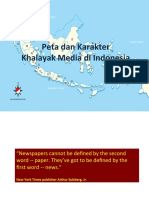 Media Dan Khalayak Indonesia