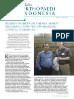 Buletin Orthopaedi Indonesia Edisi 6