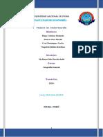 Geografía Oficial