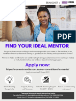 New Mentoring Program launched in Tasmania
