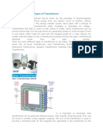 Various types of transformers.pdf