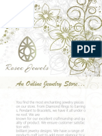 Rosec Diamond Jewelry for Women