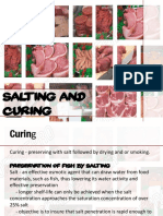 Salting and Curing