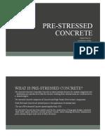 Pre Stressed Concrete.pptx