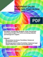 Evolusi Perkembangan Ptv Di Malaysia