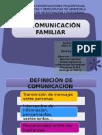 Comunicación Faamiliar