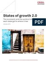 India - Economic Insight - States of Growth 2.0 - January 2019