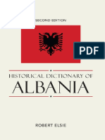 Robert Elsie - Historical Dictionary of Albania, Second Edition (2010)