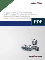 Rexnord Modulflex Deutsch Katalog