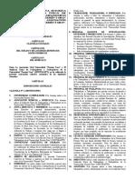 Proyecto de Convencion Colectiva SINUTRAUFT 2010-2012