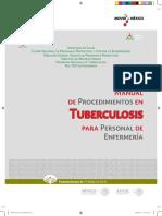 Tuberculosis en Enfermeria 2015