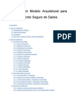 Guia Modelo Arquitetural Processamento Seguro Dados