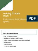 Training IT Audit Chp 1