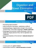11 Digestion and Bowel Elimination 2019 (nursing) geriatric nursing