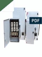 Rewirable Switch Fuse Units (Main Switch)