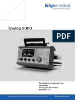 Manual Oxylog 3000