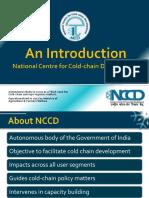 Cold Chain NCCD Intro 2016