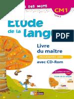 Au Rythme Des Mots Cm1