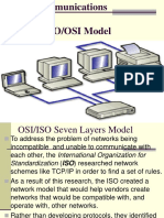 Lecture OSI Model