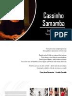 Projeto Artistico Cassinho Samanba
