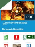 Lucha Contra Incendios nivel intermedio