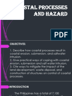 16. Coastal Processes and Hazard
