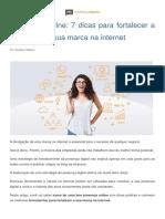 Presença Online