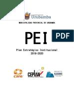 PEI Urubamba 2017