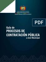 Guia Contratacion Publica a Nivel Municipal
