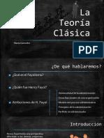 La Teoría Clásica.pptx